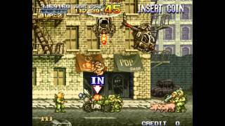 Metal Slug X - No Death Clear