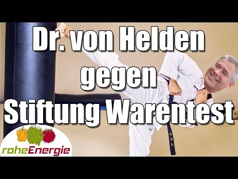 VITAMIN D - Dr. von Helden gegen Stiftung Warentest