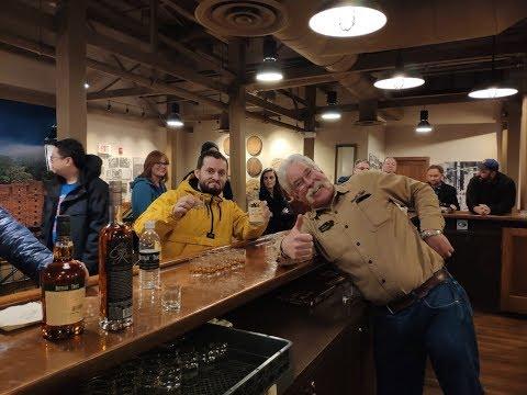 Buffalo Trace Distillery. Старейшая винокурня США. (Kentucky Bourbon Trail#6)
