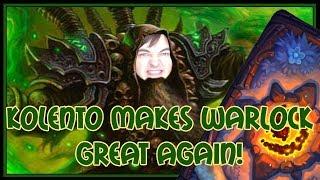 Hearthstone: Kolento makes warlock great again! (demon handlock)