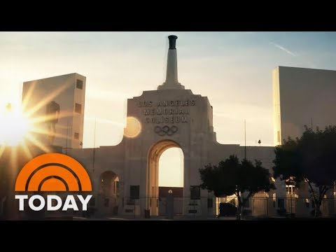 Los Angeles Expected To Host Summer Olympics | TODAY