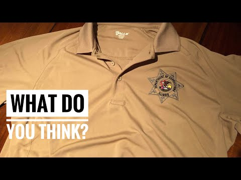 Illinois department of corrections is changing their uniform. What are your thoughts?