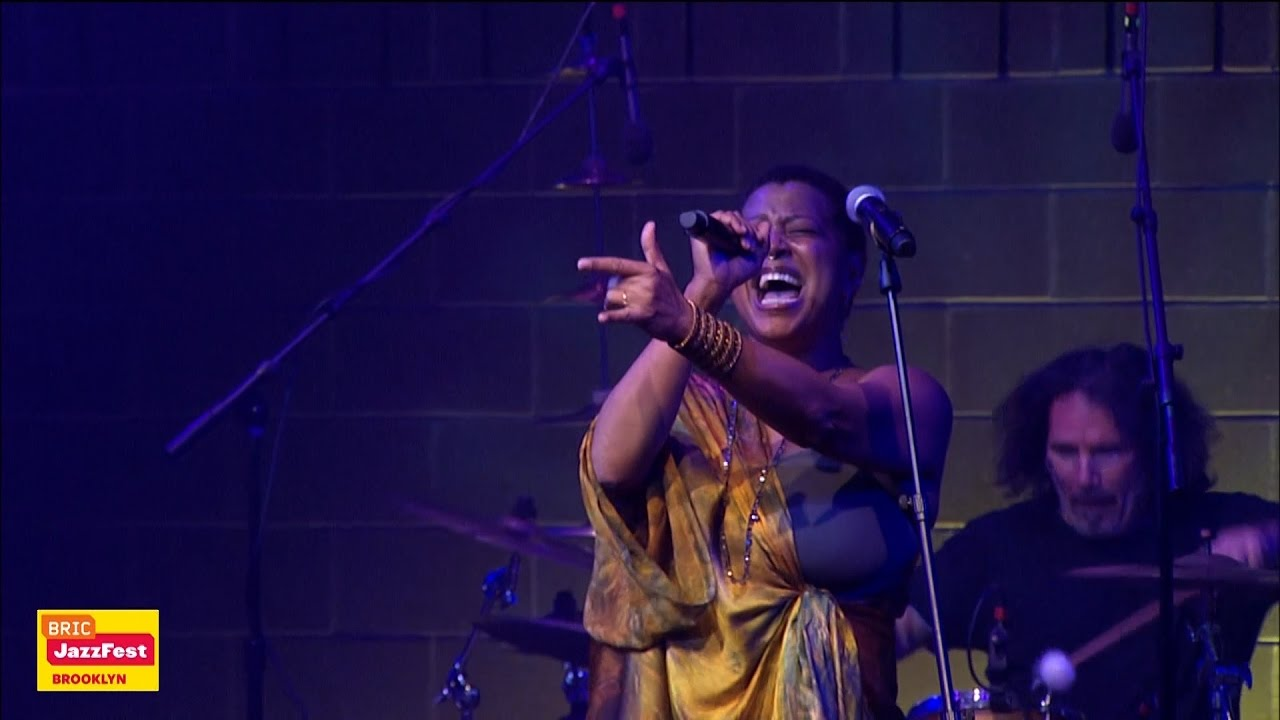 Ms. Lisa Fischer & Grand Baton Live