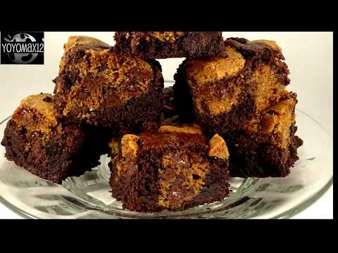 Brookies (Brownie-Chocolate Chip Cookie Love Child) - with yoyomax12