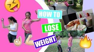 How to Lose Weight Fast | Как да отслабнем бързо(Здравейте! Днес сме Ви подготвили видео, в което показваме как да отслабнем по-бързо. Надяваме се че ще Ви..., 2016-07-01T07:14:45.000Z)