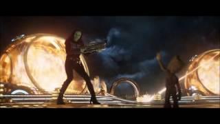 Новый трейлер фильма Стражи Галактики 2/ Стражи галактики 2 - трейлер 3