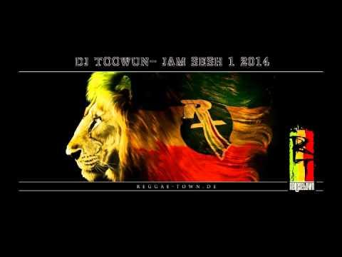 DJ TOOWUN  JAM SESH 1 2014