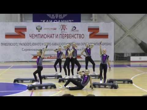 "Команда ""Антарята"" (финал). 07.03.2020"