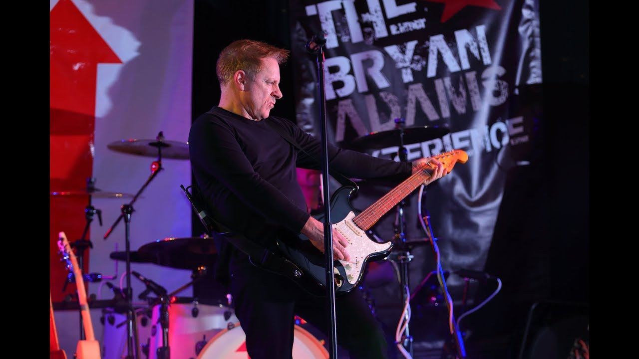 bryan adams the wharf