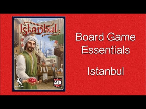 Istanbul Board Game - How to Play