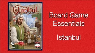 YouTube video Istanbul Board Game - How to Play