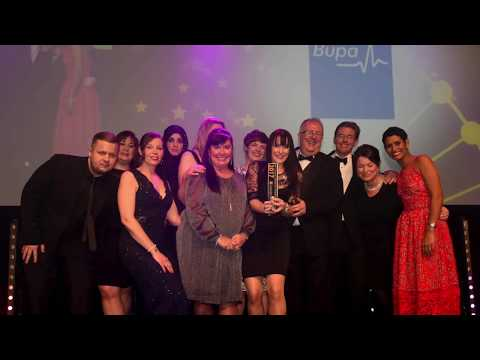 2017 UK Customer Satisfaction Awards - Bupa