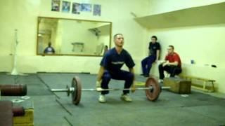 Push 100 kg category 1 ( training)