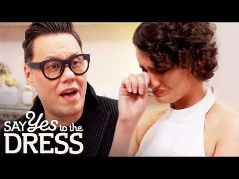 Gok Helps Cancer Survivor Find Her Confidence In 20s Style Dress | Say Yes To The Dress Lancashire