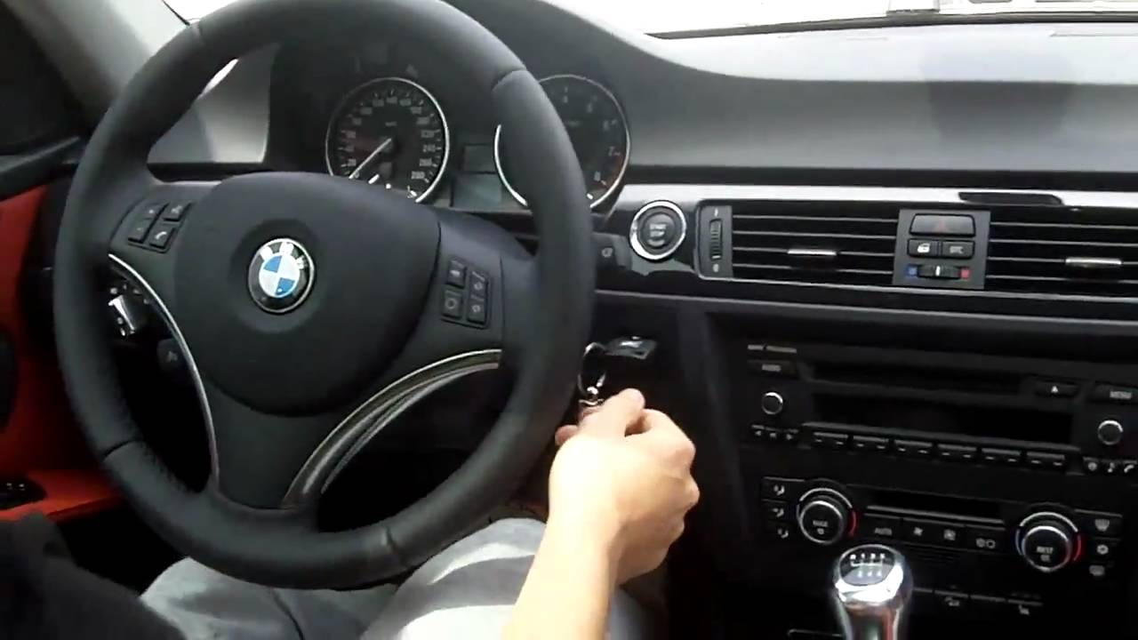 First Ride In A 2009 Bmw 328 Xi Coupe E92 Youtube