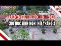 TP.HCM chính thức kiến nghị cho học sinh nghỉ hết tháng 3   Tin tức Việt Nam mới nhất   TT24h