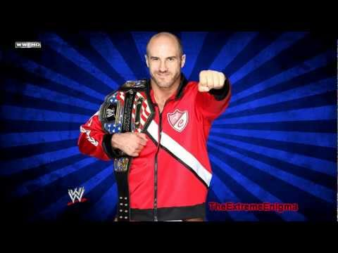2012: Antonio Cesaro 3rd and New WWE Theme Song