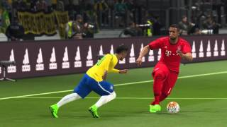 Trying PES 16 | JR SKILLZ
