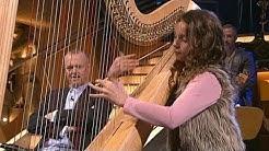 Wunderkind an der Harfe - TV total