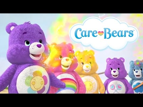Care Bears | Caring Can Change The World! Happy New Year! (Song)