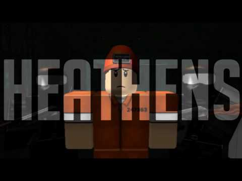 Twenty One Pilots - Heathens (Roblox Music...