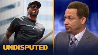 Download Chris Broussard: Raptors are 'in danger of losing' Kawhi, says Clippers have edge   NBA   UNDISPUTED Mp3 and Videos