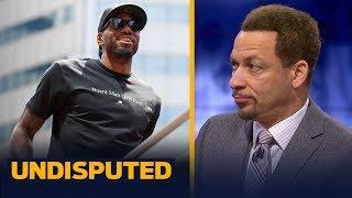 Gambar cover Chris Broussard: Raptors are 'in danger of losing' Kawhi, says Clippers have edge | NBA | UNDISPUTED