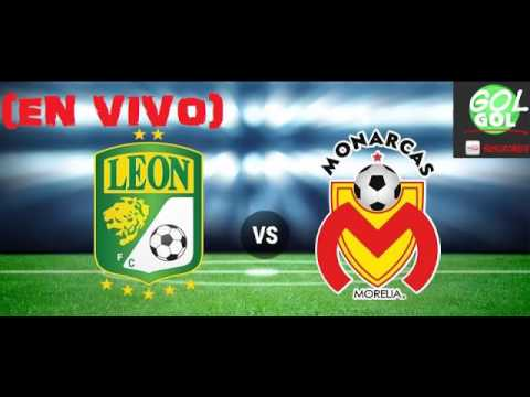 León Vs Morelia En Vivo Copa Mx Youtube