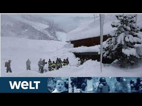 SCHNEECHAOS 2019: Noch mehr Schnee und weitere Lawinentote