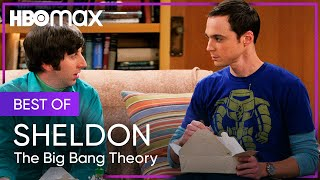 The Big Bang Theory | Best of Sheldon | HBO Max