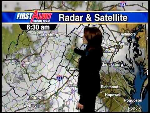 meteorologist mallory brooke resume reel youtube
