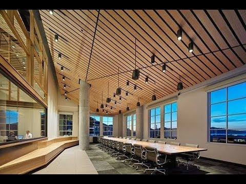 Wooden Ceiling 34 Ideas