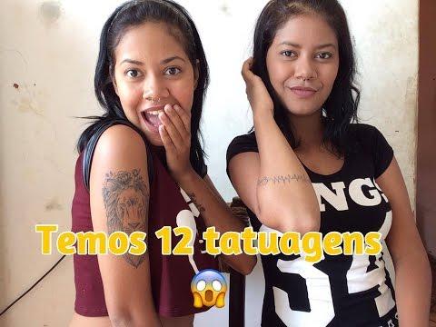 RELATO SOBRE NOSSAS TATUAGENS feat. Paty Gama