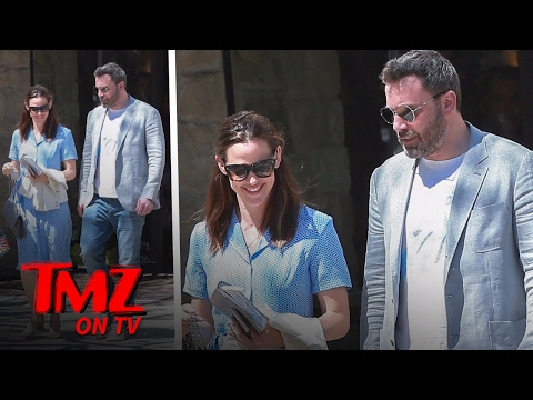 Ben Affleck Dating Again? | TMZ TV