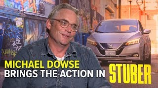 'Stuber' Director Michael Dowse Brings The Action | Extra Butter Interview