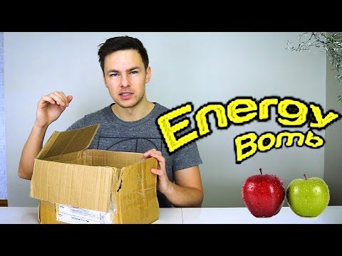 ENERGY SHOT | Unboxing | Energy Bomb | Double Apple | Review