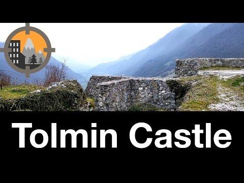 Exploring Tolmin Castle, Slovenia