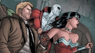 Trinity War Part 3: New Teams for New Threats! (Justice League Dark #22 Review)