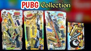 PUBG Guns & Pistal Collection, Unboxing & Review