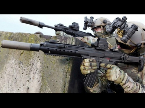 HK 433 - 5 INTERESTING FACTS ABOUT THE - HK 433 RIFLE