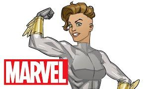 Strider the Shape-Shifting Alien | Marvel Make Me a Hero