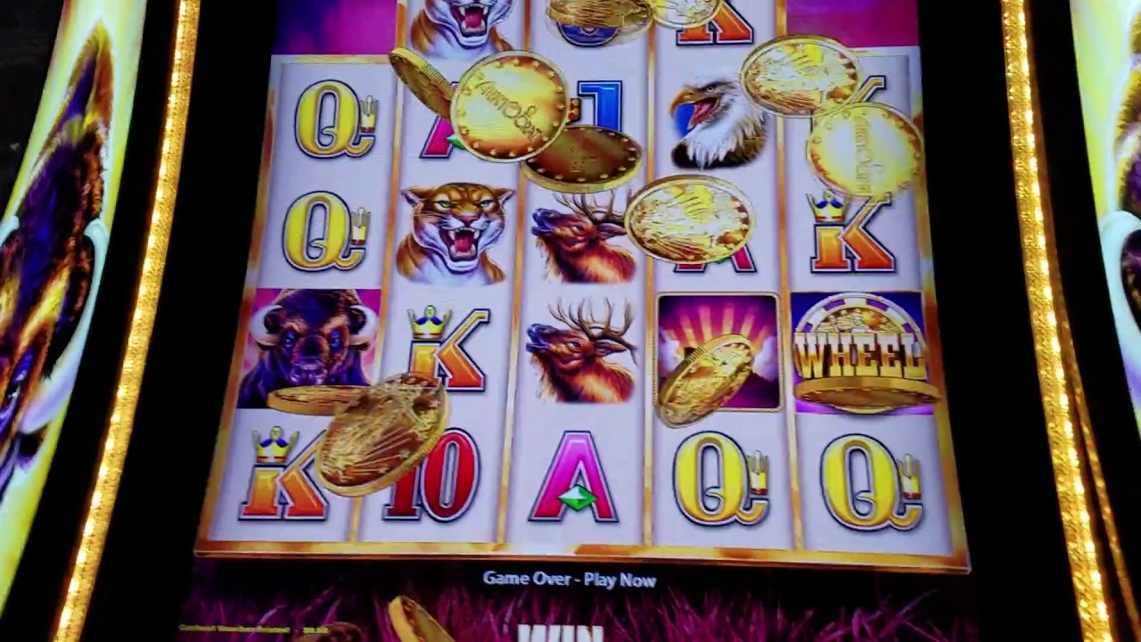 Casino roulette wheel online