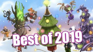 Heroes of the Storm - WP and Funny Moments - Best of 2019