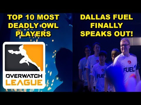 OWL Most Deadly Players! Dallas Fuel Finally Talks About Kyky and Rascal! OWL Western Super Team!