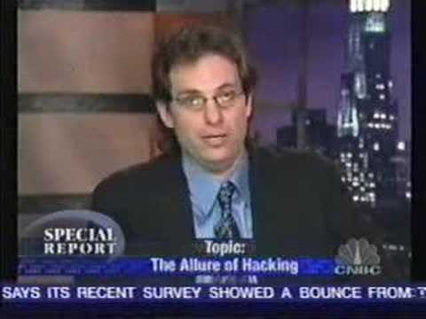 Kevin Mitnick - Part 1 - CNBC Interview