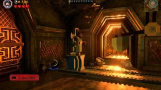LEGO The Hobbit PC Gameplay #1 | 1080p