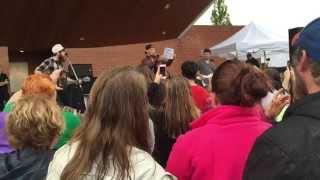 Kane Brown - Used to Love You Sober - Live in Dalton, Ga