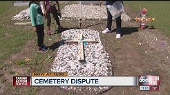Fort Meade city manager defends new rules that led to controversial cemetery cleaning