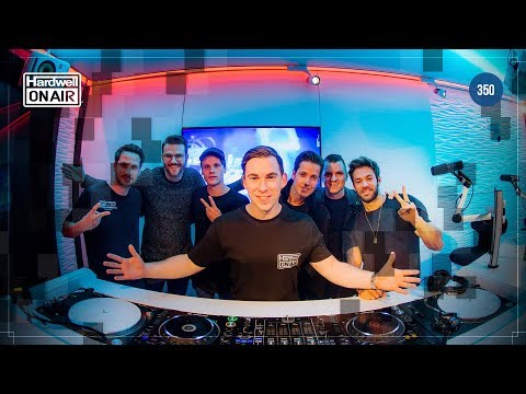 Hardwell On Air 350   from Amsterdam #HOA350