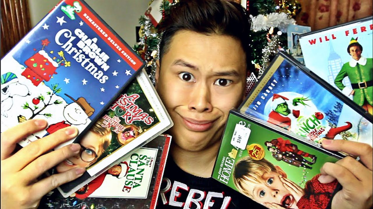 TOP 10 CHRISTMAS MOVIES EVER!!! - YouTube